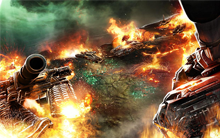 Tiberium Alliances tank battle