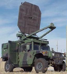 Active Denial System Humvee bs Die Waffensysteme in C&C - Teil 3: Mikrowellen-Waffen