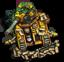 Demolisher-Artillerie