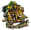 AriTank Forgotten Demolisher-Artillerie