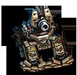 AriTank GDI Titan Artillerie