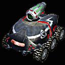 Beam Cannon Strahlenkanone