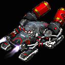 Flametank Flammenpanzer