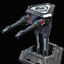 Laser Turret Laserturm