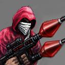 Militant Rocket Squad Bazooka-Kampftrupp