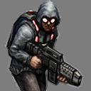 Militant Squad Kampftrupp