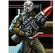 RocketInf GDI Raketentrupp