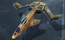 C&C Tiberium Alliances Firehawk