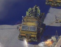 generals2 quadcannon Einheitenübersicht