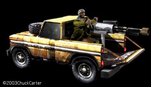 gla jeep CIA intel-x1791-03: Die GBA