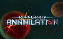 Planetary Annihilation Logo