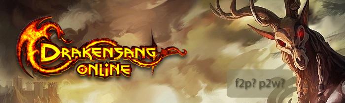 Drakensang Online Logo - Pay2win?