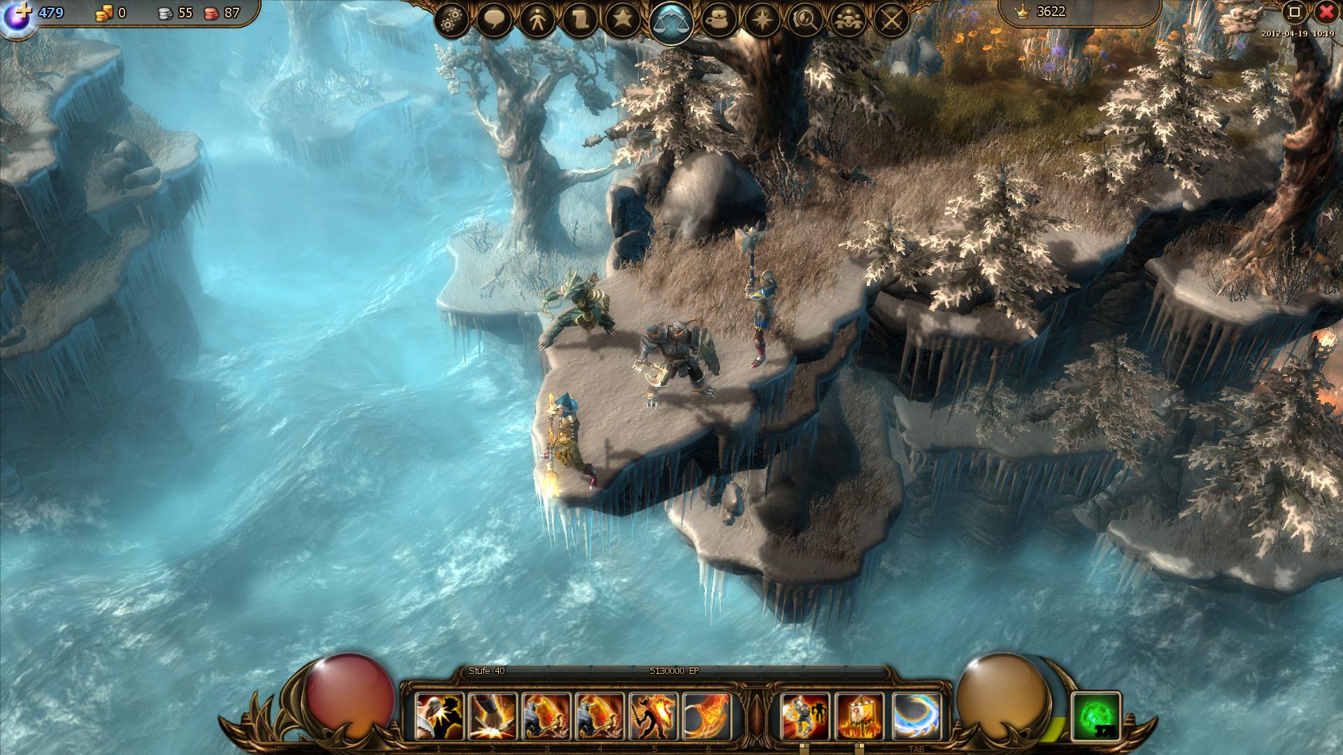 drakensangonline april2012 007 Drakensang Online und free2play