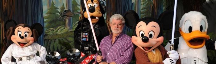 Disney und Lucas Arts