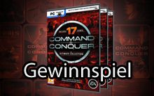 C&C Ultimate Collection Gewinnspiel