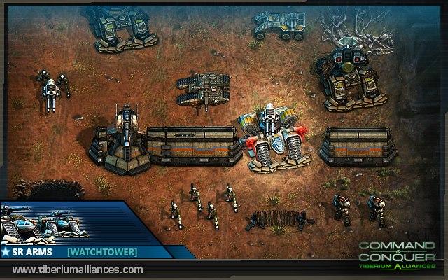 artillery upgrade6 Mammuts brechen aus