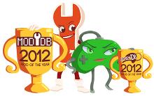 Mod & Indie Award des Jahres 2012