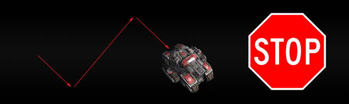 Bewegungsanimationen Starcraft 2 vs Generals