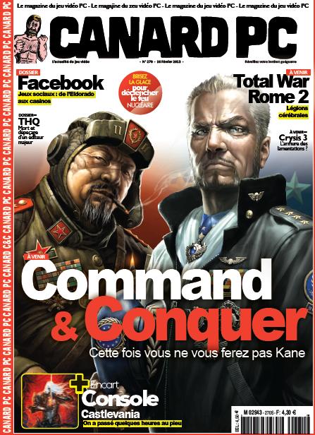 french magazin NDA fällt, erste Coverstories tauchen auf
