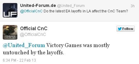 la entlassungen vg EA entlässt Mitarbeiter in LA und Montreal