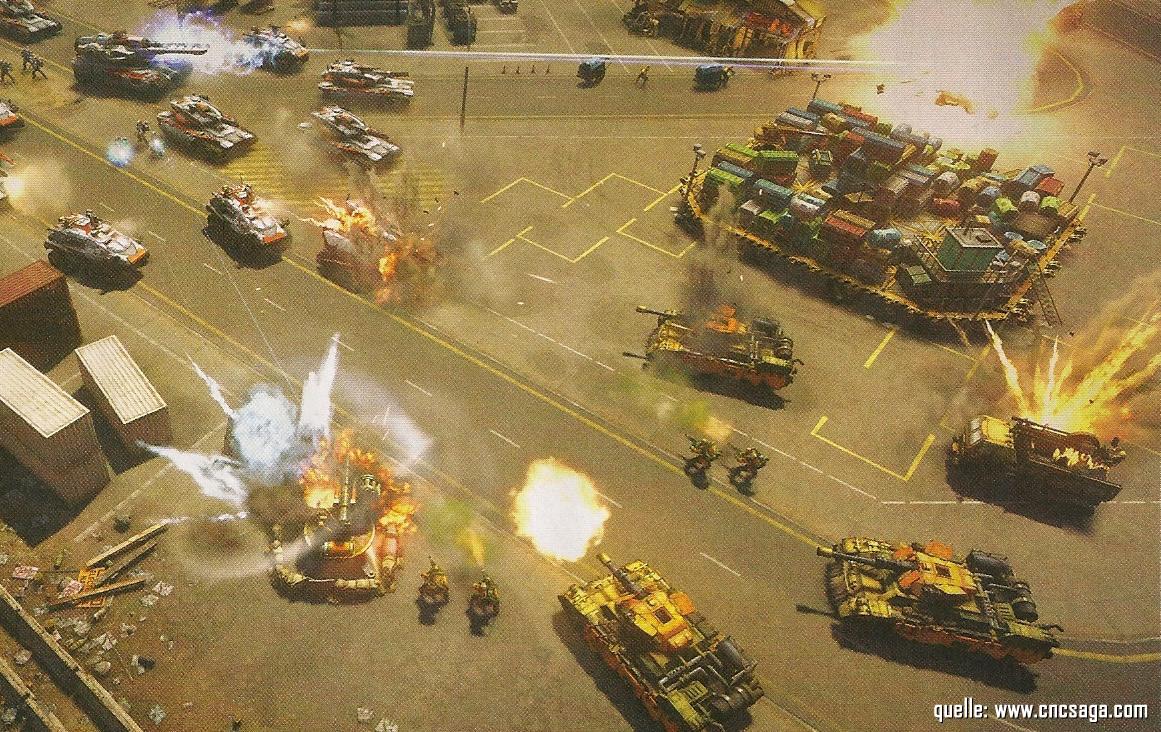 sagascreen Neue Infos und Bilder zu Generals 2