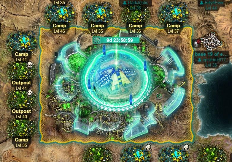 ta fortress countdown Endgame Countdown gestartet