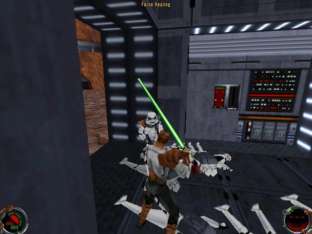 68867 Jedi knight.1 Was wird jetzt eigentlich aus LucasArts?