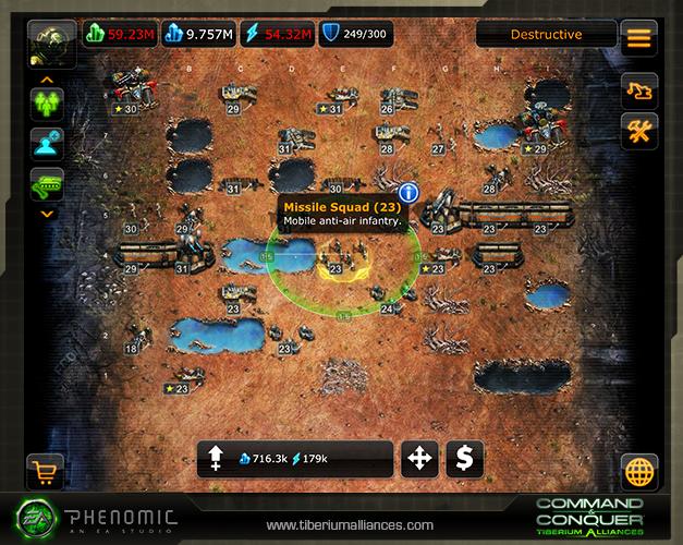 4 Spielt Tiberium Alliances endlich auch mobil!