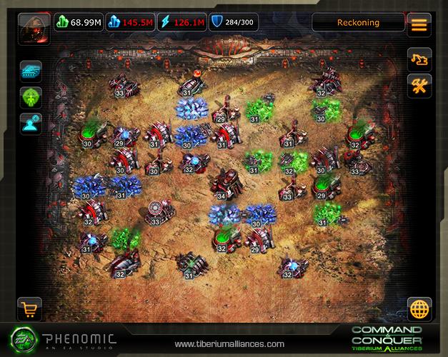 6 Spielt Tiberium Alliances endlich auch mobil!