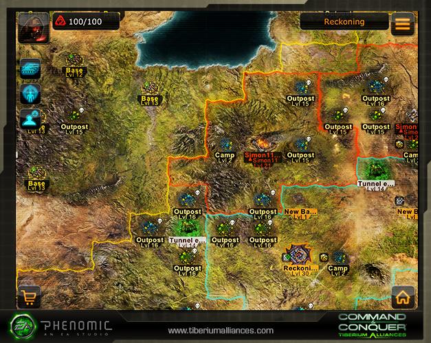 9 Spielt Tiberium Alliances endlich auch mobil!