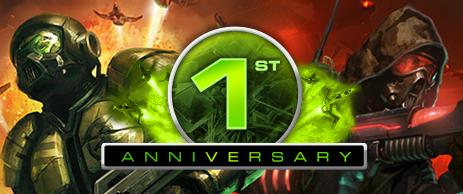 ccta anniversary detail Mit TA Closed Beta Zugang zu C&C 2013 gewinnen!