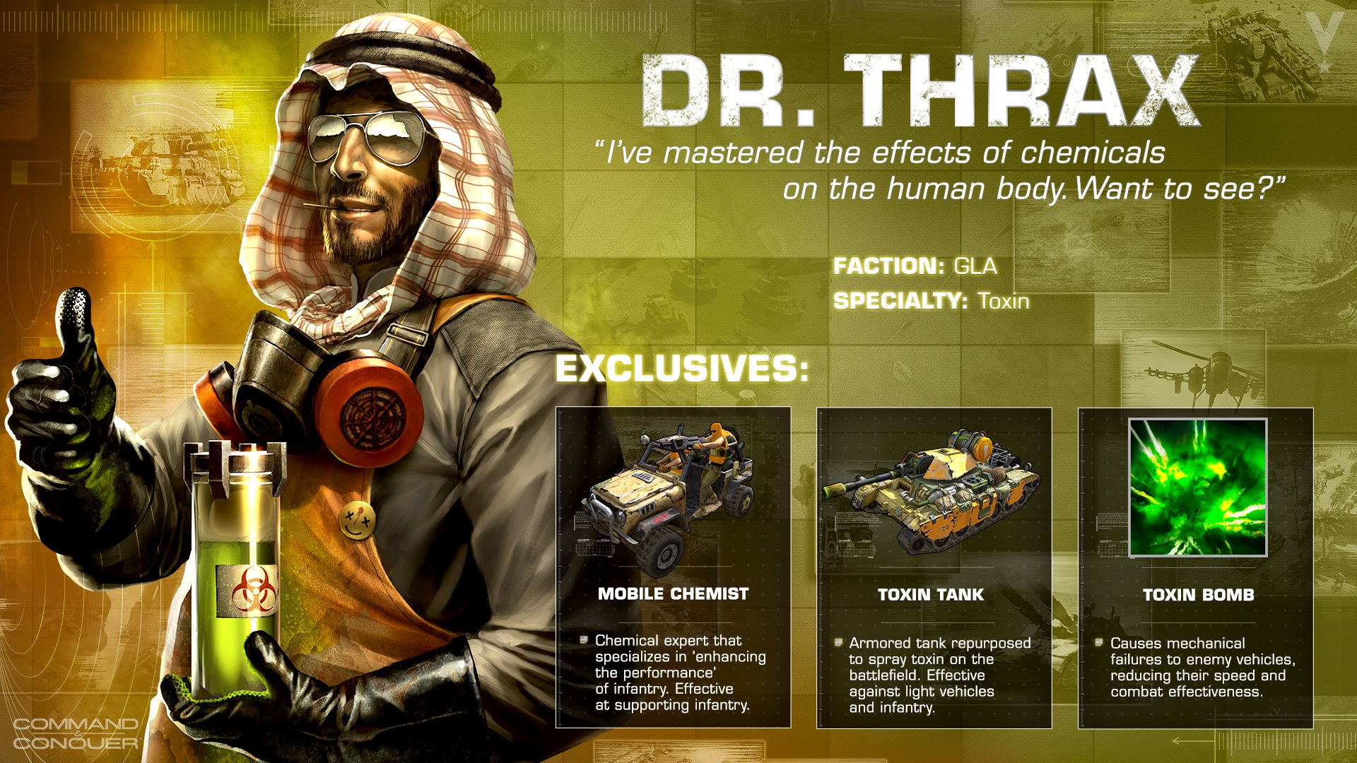 oz5pyqv6 EA stellt Dr. Thrax vor!