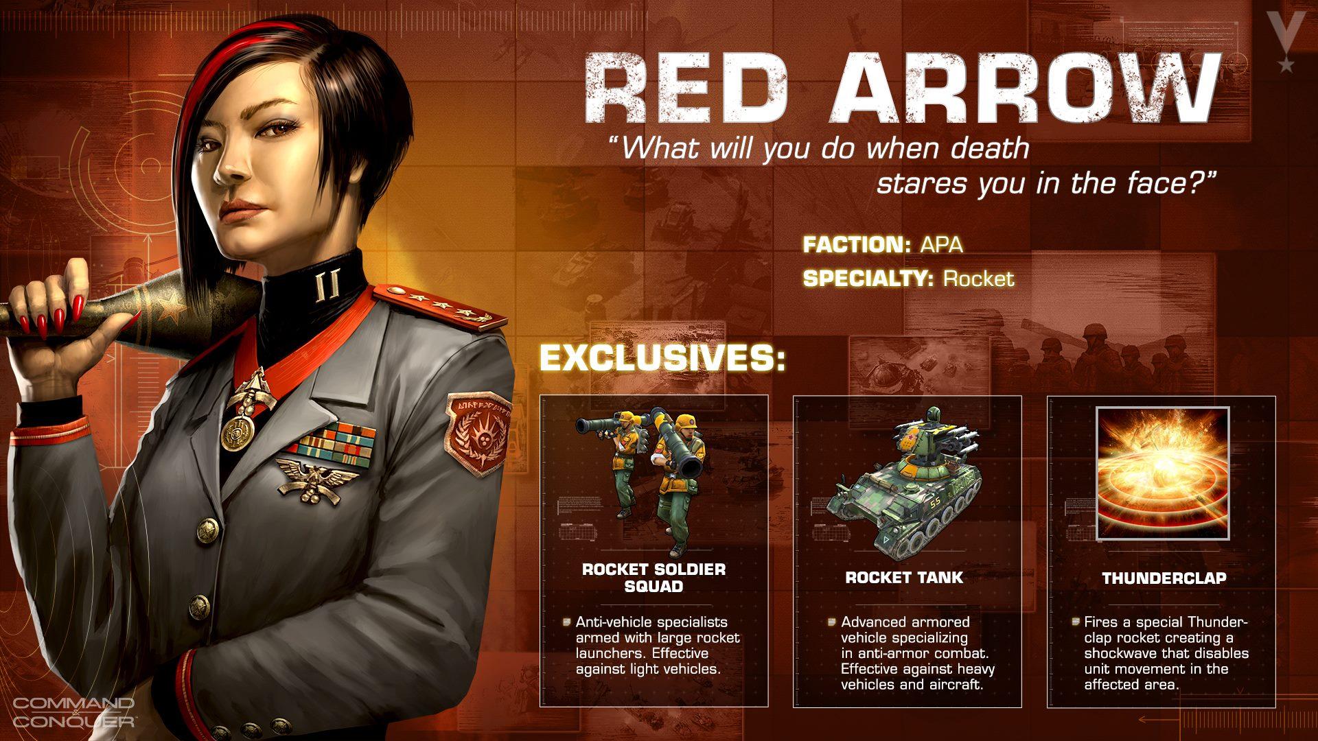 redarrow card APA Generälin Red Arrow enthüllt!