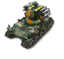 Mittlerer Raketenpanzer