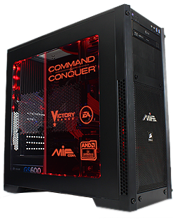 cnccomp Command & Conquer auf der GamesCom