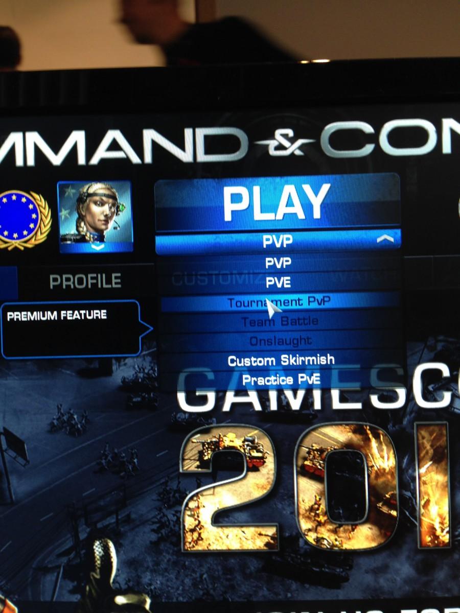 foto 2 Premium nun auch für Command & Conquer