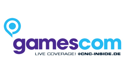 GamesCom Logo Livecoverage