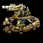 Toxin-Geschütz