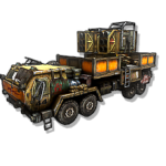 Schwarzmarkt-Artillerie