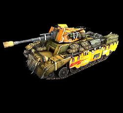 Schwarzmarkt Panzer