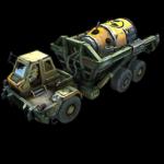 Atombomben-Laster
