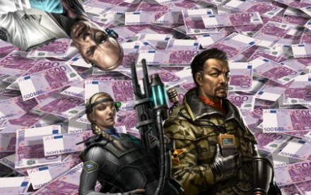 Generäle - Geld
