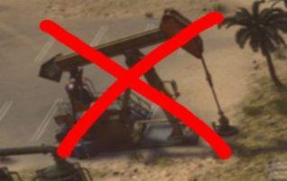 Kein Öl mehr