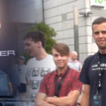 UF Treffen auf der GamesCom