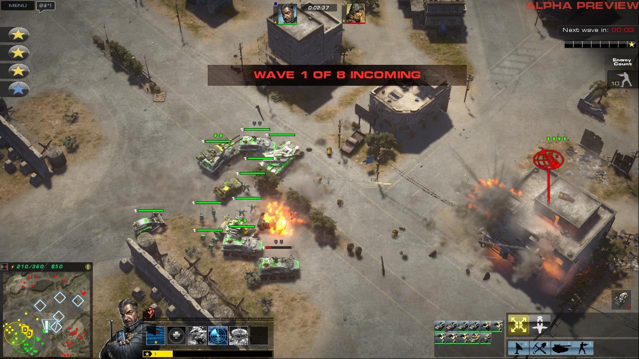 onslaught screenshot2 Der neue Ansturm-Modus im Detail