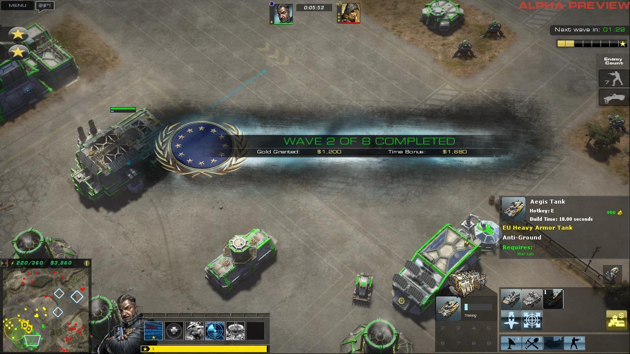 onslaught screenshot3 Der neue Ansturm-Modus im Detail