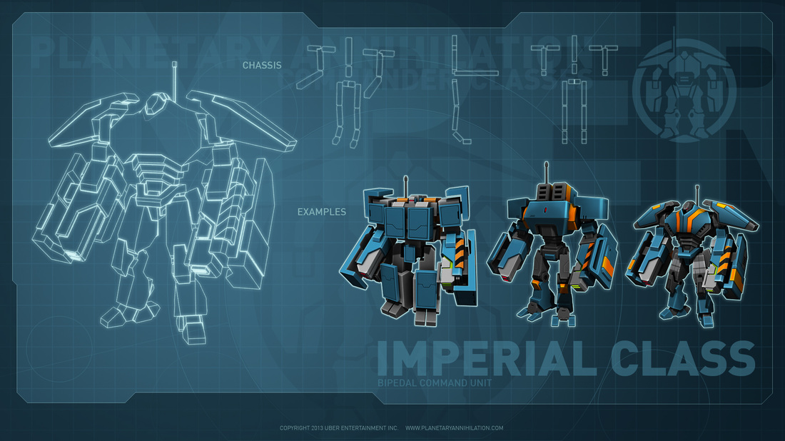 PA imperial class Neue Commanderdesigns enthüllt