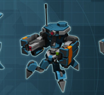 Planetary Annihilation Quad Commander