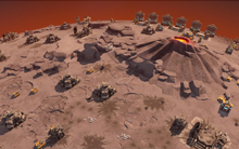 Planetary Annihilation Vulkan