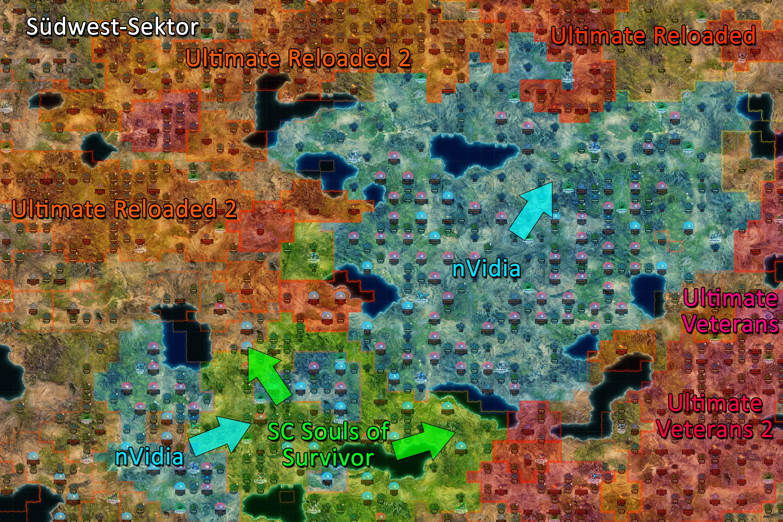battle2 09102014 Server Report: Chaotische Kriege und Interview mit Ultimate Reloaded